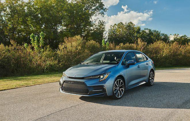 Toyota Corolla 2020: Primer Vistazo