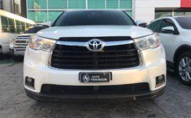 Toyota Highlander 4X4 2015