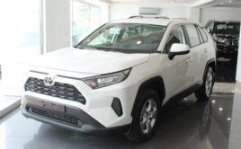 Toyota Rav-4 2020 Semi Full