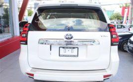 Toyota Land Cruiser Prado VXL 2020