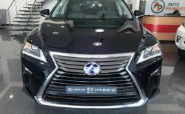 Lexus RX-450h hybrid 2020