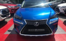 Lexus Nx-300 Hybrid 2020