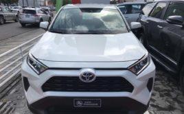 Toyota Rav-4 2020 Semil Full