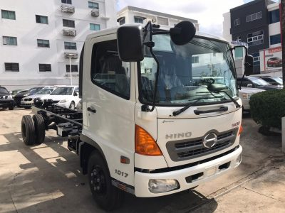Camion Hino Serie 500 Chasis 18 Pies 2020