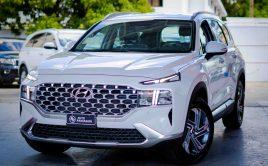 Hyundai Santa Fe 2022