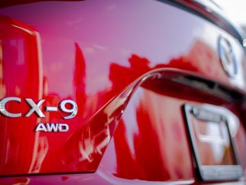 Mazda CX-9 AWD LIMITED 2021