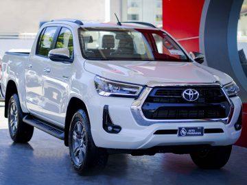 Toyota Hilux 2022