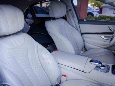 Mercedes-Benz Clase S 550 4 MATIC 2015