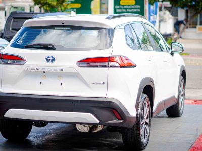 Toyota Corolla Cross Full Híbrido 2022